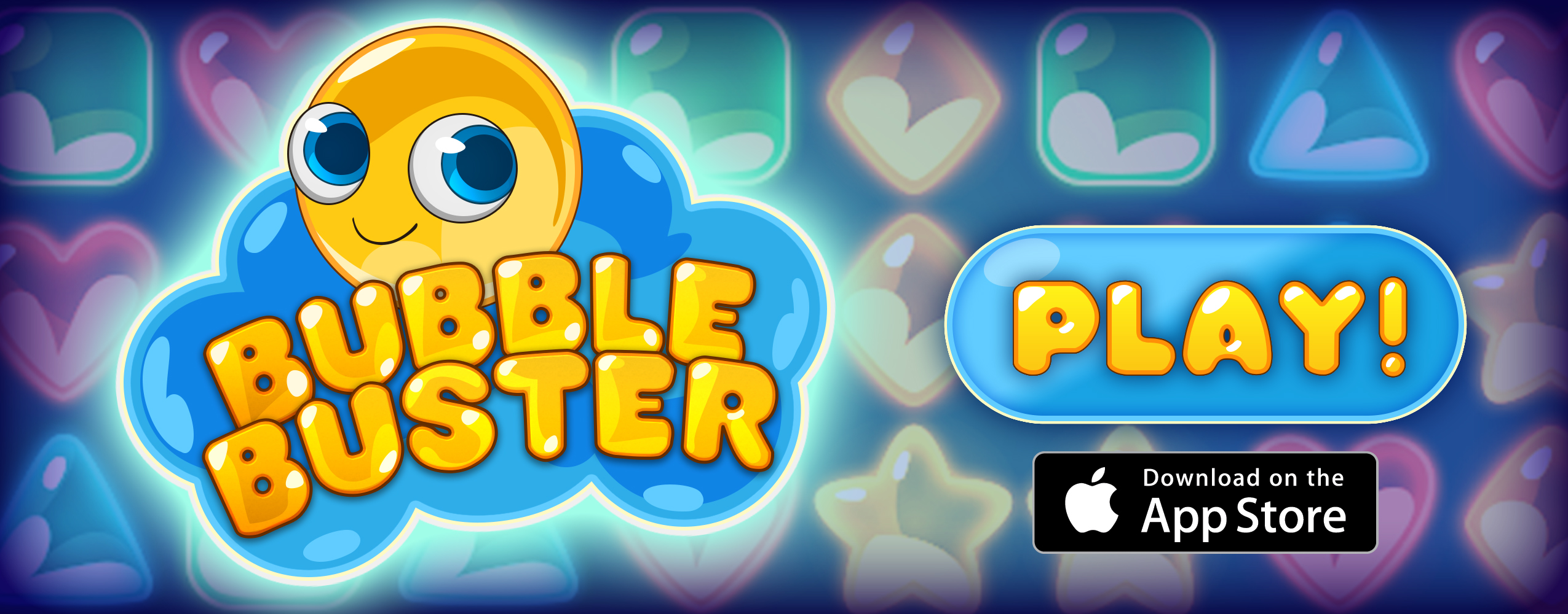 Play Bubble Buster!