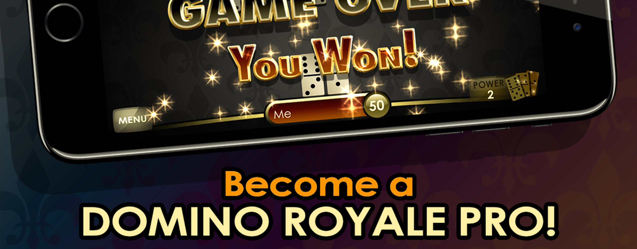 Become a Domino Royale Pro!