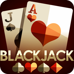 Blackjack Royale game page for iOS